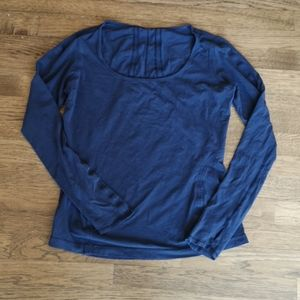 Lululemon Heart Ease Long Sleeve Shirt 6